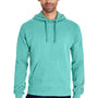 ComfortWash By Hanes Mens Hooded Sweatshirt Hoodie - Mint Green