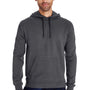 ComfortWash By Hanes Mens Hooded Sweatshirt Hoodie - Railroad Grey