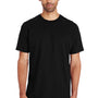 Gildan Mens Hammer Short Sleeve Crewneck T-Shirt - Black