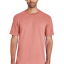 Gildan Mens Hammer Short Sleeve Crewneck T-Shirt - Terracotta