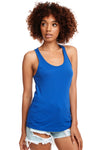 Next Level N1533 Womens Ideal Jersey Tank Top Royal Blue Front