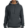 Hanes Mens Nano Fleece Hooded Sweatshirt Hoodie - Vintage Black