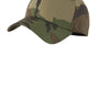 New Era Mens Stretch Fit Hat - Camo