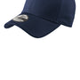 New Era Mens Stretch Fit Hat - Navy Blue
