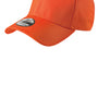 New Era Mens Stretch Fit Hat - Orange
