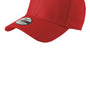 New Era Mens Stretch Fit Hat - Scarlet Red