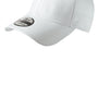New Era Mens Stretch Fit Hat - White
