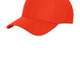 New Era Mens Moisture Wicking Stretch Fit Hat - Orange
