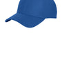 New Era Mens Moisture Wicking Stretch Fit Hat - Royal Blue