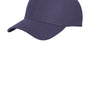 New Era Mens Moisture Wicking Stretch Fit Hat - Navy Blue