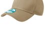 New Era Mens Adjustable Hat - Khaki Brown