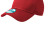 New Era Mens Adjustable Hat - Scarlet Red