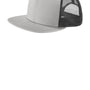 New Era Mens Adjustable Trucker Hat - Grey/Graphite Grey