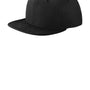 New Era Mens Moisture Wicking Adjustable Hat - Black