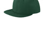 New Era Mens Moisture Wicking Adjustable Hat - Forest Green