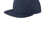 New Era Mens Moisture Wicking Adjustable Hat - Navy Blue