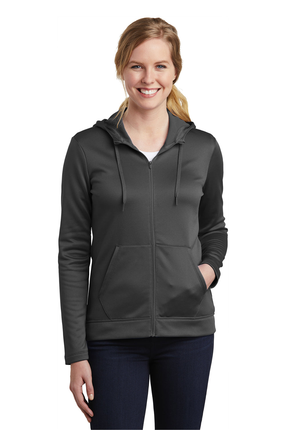 Nike Nkah6264 Womens Anthracite Grey Therma Fit Fleece Full Zip Hooded Sweatshirt Hoodie Bigtopshirtshop Com Raglan sleeves allow for a comfortable range of mot. nike womens therma fit fleece full zip hooded sweatshirt hoodie anthracite grey