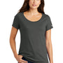 Nike Womens Core Short Sleeve Scoop Neck T-Shirt - Anthracite Grey