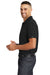 Ogio OG125 Mens Framework Moisture Wicking Short Sleeve Polo Shirt Black Side
