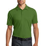 Ogio Mens Gridiron Green Framework Moisture Wicking Short Sleeve Polo Shirt