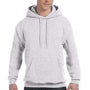 Hanes Mens EcoSmart Print Pro XP Hooded Sweatshirt Hoodie - Ash Grey