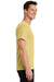 Port & Company PC61 Mens Essential Short Sleeve Crewneck T-Shirt Daffodil Yellow Side