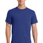 Port & Company Mens Essential Short Sleeve Crewneck T-Shirt - Deep Marine Blue