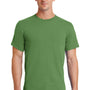 Port & Company Mens Essential Short Sleeve Crewneck T-Shirt - Dill Green