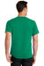 Port & Company PC61 Mens Essential Short Sleeve Crewneck T-Shirt Kelly Green Back