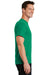 Port & Company PC61 Mens Essential Short Sleeve Crewneck T-Shirt Kelly Green Side