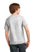 Port & Company PC61Y Youth Essential Short Sleeve Crewneck T-Shirt Ash Grey Back