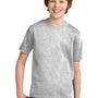 Port & Company Youth Essential Short Sleeve Crewneck T-Shirt - Ash Grey