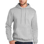 Port & Company Mens Core Fleece Hooded Sweatshirt Hoodie - Ash Grey