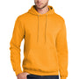 Port & Company Mens Core Fleece Hooded Sweatshirt Hoodie - Gold