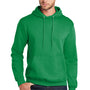 Port & Company Mens Core Fleece Hooded Sweatshirt Hoodie - Kelly Green