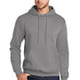 Port & Company Mens Core Fleece Hooded Sweatshirt Hoodie - Medium Grey