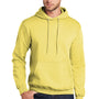 Port & Company Mens Core Fleece Hooded Sweatshirt Hoodie - Yellow