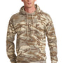 Port & Company Mens Core Fleece Hooded Sweatshirt Hoodie - Desert Camo