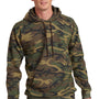 Port & Company Mens Core Fleece Hooded Sweatshirt Hoodie - Military Camo