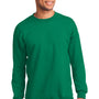 Port & Company Mens Essential Fleece Crewneck Sweatshirt - Kelly Green