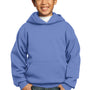 Port & Company Youth Core Fleece Hooded Sweatshirt Hoodie - Carolina Blue