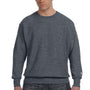 Champion Mens Crewneck Sweatshirt - Heather Charcoal Grey