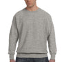 Champion Mens Crewneck Sweatshirt - Oxford Grey