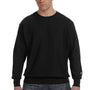 Champion Mens Crewneck Sweatshirt - Black