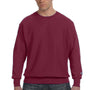 Champion Mens Crewneck Sweatshirt - Cardinal Red