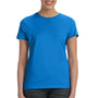 Hanes Womens Nano-T Short Sleeve Crewneck T-Shirt - Bluebell Breeze Blue