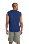 Sport-Tek ST352 Mens Competitor Moisture Wicking Tank Top Royal Blue Back