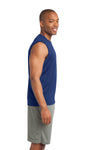 Sport-Tek ST352 Mens Competitor Moisture Wicking Tank Top Royal Blue Side