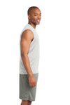 Sport-Tek ST352 Mens Competitor Moisture Wicking Tank Top White Side