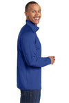 Sport-Tek ST850 Mens Sport-Wick Moisture Wicking 1/4 Zip Sweatshirt Royal Blue Side